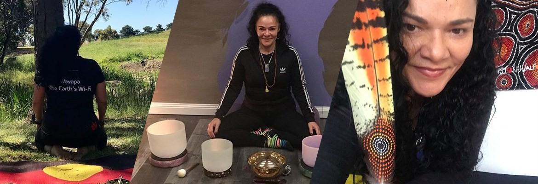 Jem Stone, wellness practitioner, hosting 3 workshops / classes.